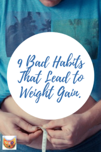 Be healthy and check out these really bad habits that harm your figure! We should take care of ourselves in the first place!